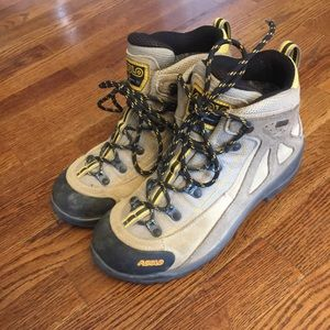 Asolo gortex hiking boots